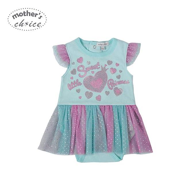 Occ Vestido Pijamas Enteros para Niñas Bebés 0-3M,3-6M,6