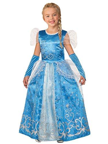 Forum Novelties Princess Celestia Blue-Medium, Multi Color -