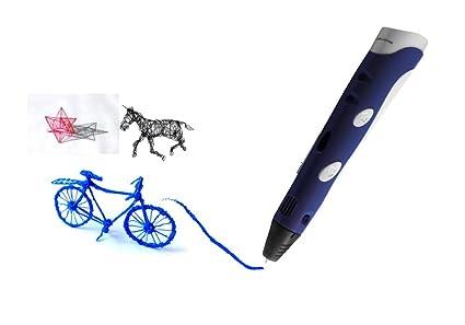 Bolígrafo 3D, Pluma de impresión 3d con rellenos de filamentos PLA ...