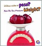 ¿Cómo Mides el Peso?, Thomas K. Adamson and Heather Adamson, 142966892X