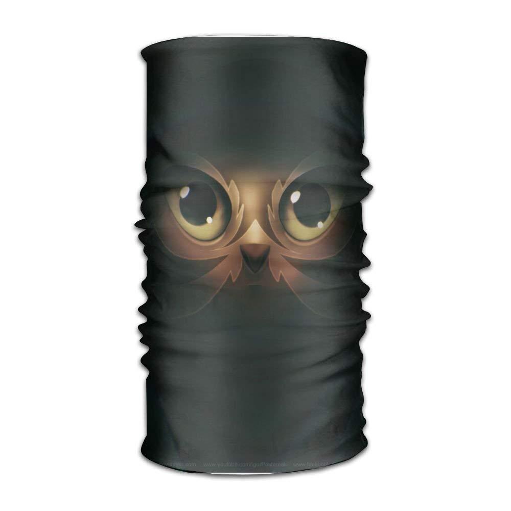 Sdltkhy Ninja Cat Headwear Bandanas Seamless Headscarf ...