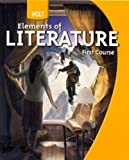 Holt Elements of Literature, Beers, 0030368766
