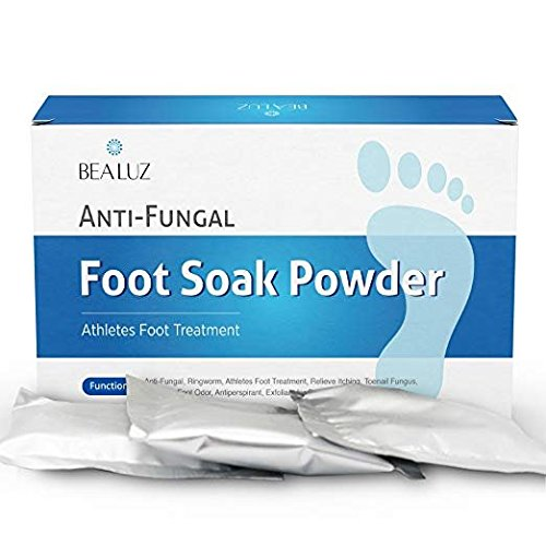 Bea Luz Anti-Fungal Foot Soak Powder - Treats Athlete's Feet
