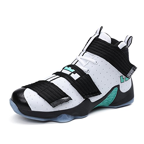 Basketball Shoes Sport Young Slip Challenge Sneakers White Match Men DeLamode Hot Non Itxqg50