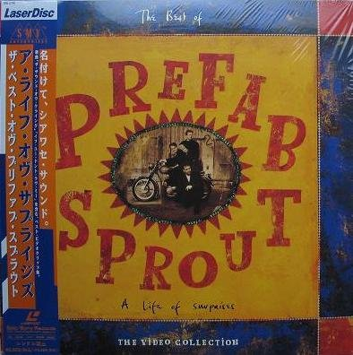 Prefab Sprout - A Life Of Surprises The Video - Sprout Little Collection