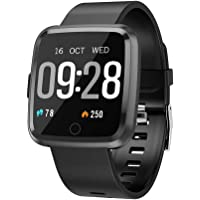 OPTA SB-076 U-WearFit Bluetooth Fitness Band Smart Watch for Android, iOS Devices
