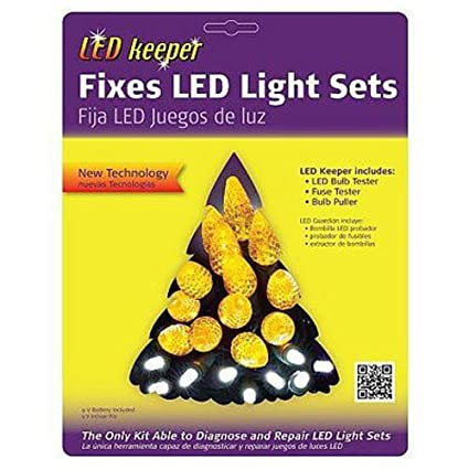 .com: ulta lit led keeper led light set repair tool: home ...