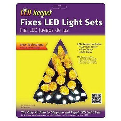 amazoncom led keeper led light set repair tool home kitchen - Led Christmas Light Tester