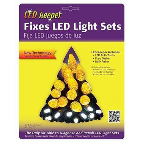 (Ulta Lit Keeper LED Light Set Repair Tool, Green)