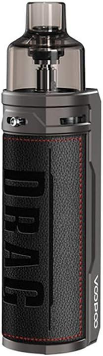 VOOPOO DRAG S 60W VW Pod Kit con Batería de 2500mAh Max 60W Output Mod Pod System Kit con bobina PnP