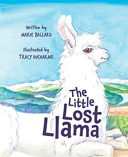 The Little Lost Llama