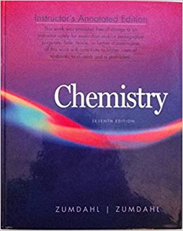 Chemistry 7th edition: steve zumdahl: amazon. Com: books.