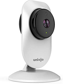 Uniojo 1080p Indoor Wireless Smart Security Camera