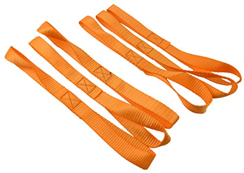 6-Pack Soft Loops Tie-Down Straps - 12