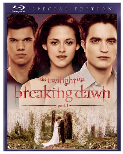 025192134555 - The Twilight Saga: Breaking Dawn - Part 1 (Special Edition) [Blu-ray] carousel main 0