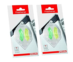 Miele Dishwasher Freshener Lemon Scent NEW LOOK (2)