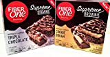 Delicious, indulgent, multi-texture brownies for that snack on-the-go, or late night sweet tooth. 110 calories in a multi-texture eating experience with 6 grams fiber and less than 10g sugar! 110 Calories per Brownie. 5 Brownies per Box. 6g o...