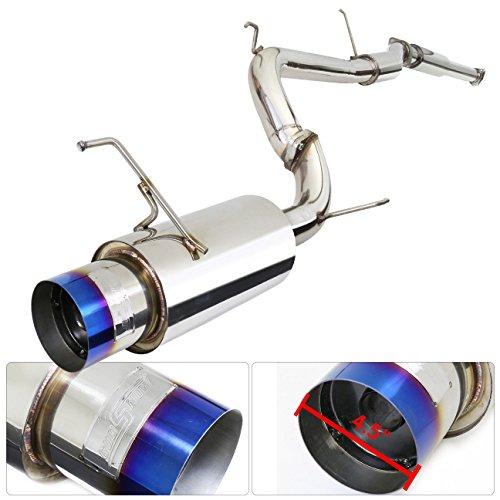 02 honda accord exhaust system - 3