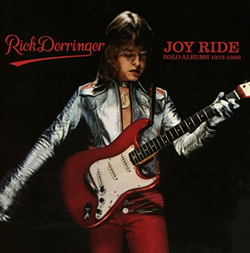 (Joy Ride: Solo Albums 1973-1980)