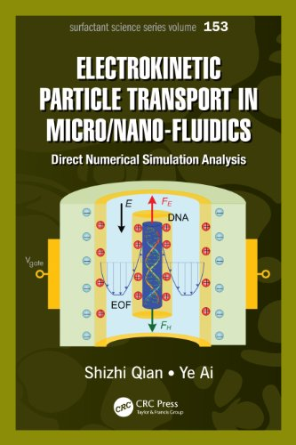 Electrokinetic Particle Transport in Micro-/Nanofluidics: Direct Numerical Simulation Analysis: 153 (Surfactant Science)