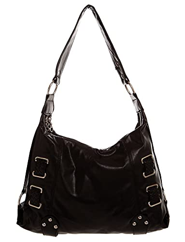 Amazon.com  The Shoulder Belt Hobo Shoulder Handbag by Handbags For All   Shoes e10dcc38ebaf6