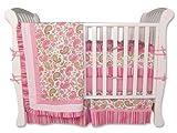 Baby : Trend Lab Paisley Park 4 Piece Crib Set