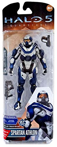 McFarlane Toys, Halo 5, Spartan Athlon Exclusive Action Figure, 5 Inches