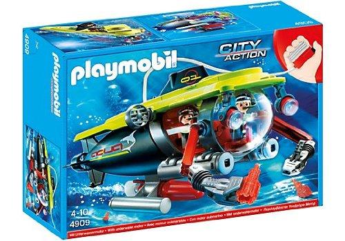 Playmobil Submarine - 2