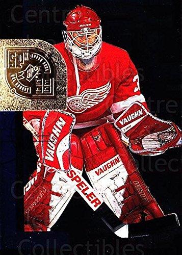 ckey Card 1998-99 SPx Top Prospects (base) 24 Chris Osgood (Top Hockey Prospects)