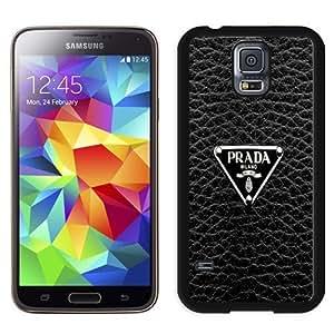 NEW DIY Unique Designed Samsung Galaxy S5 Phone Case For Prada Logo Phone Case Cover