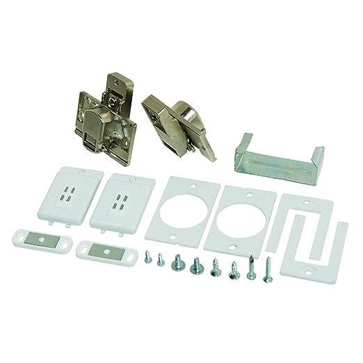 Bisagra de puerta (2 unidades) para lavadora Neff equivalente al ...