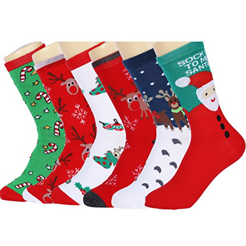 Christmas Holiday Casual Sock