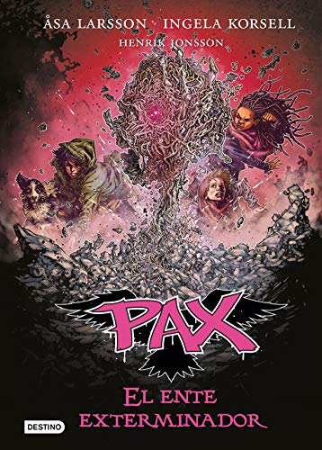 Amazon.com: Pax. El ente exterminador (Spanish Edition ...