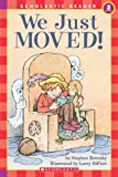 img - for We Just Moved (level 2) (Hello Reader) book / textbook / text book