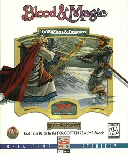 Blood Magic Advanced Dungeons Dragons product image