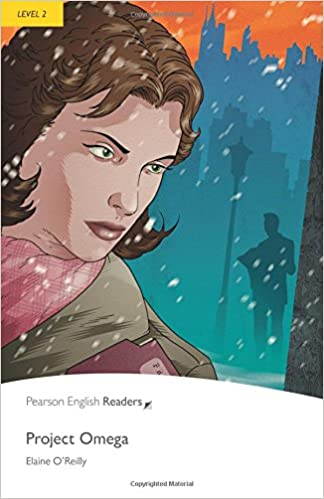 Book Level 2: Project Omega (Pearson English Graded Readers)