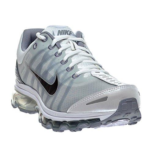 Nike Air Max 2009Hombres Zapatos de blanco/negro/Stealth 486978–101