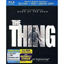 The Thing (2011) (Blu-ray + DVD)