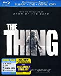 Cover Image for 'Thing (2011) (Two-Disc Combo Pack: Blu-ray + DVD + Digital Copy + UltraViolet), The'