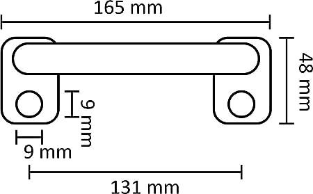 H/örmann Handgriff innen f/ür Industrie-Sektionaltore 3013880