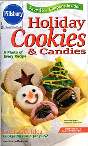 Pillsbury Classic 249 Holiday Cookies Candies Kim Anderson