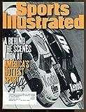 Sterling Marlin Signed 1995 Sports Illustrated 7/24 Autographed NASCAR 35490