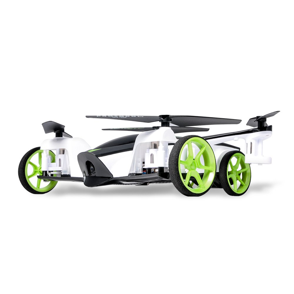 Protocol TerraCopter EVO - R/C Flying Car with Live Streaming Video: THE ORIGINAL