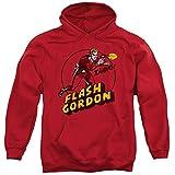 Flash Gordon Zang Mens Pullover Hoodie Red 3X