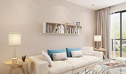 Ropa de color sólido pintado Simple dormitorio salón comedor ...