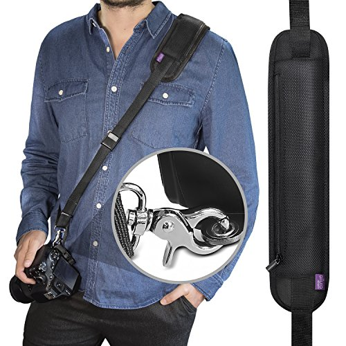 Altura Photo Rapid Fire Camera Neck Strap w/Quick Release an