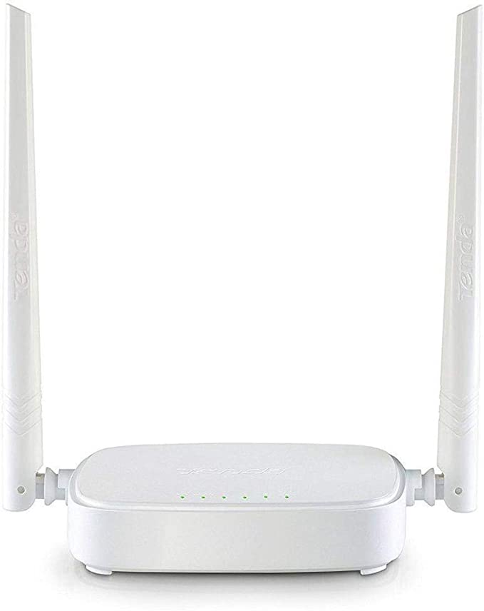 Tenda N301 Wireless N300 Easy Setup Router  White  Routers  Computers   Accessories