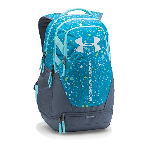 2017 Back-to-School Popular Backpacks Teens & Tweens - Under Armour UA Hustle 3.0 OSFA BLUE SHIFT