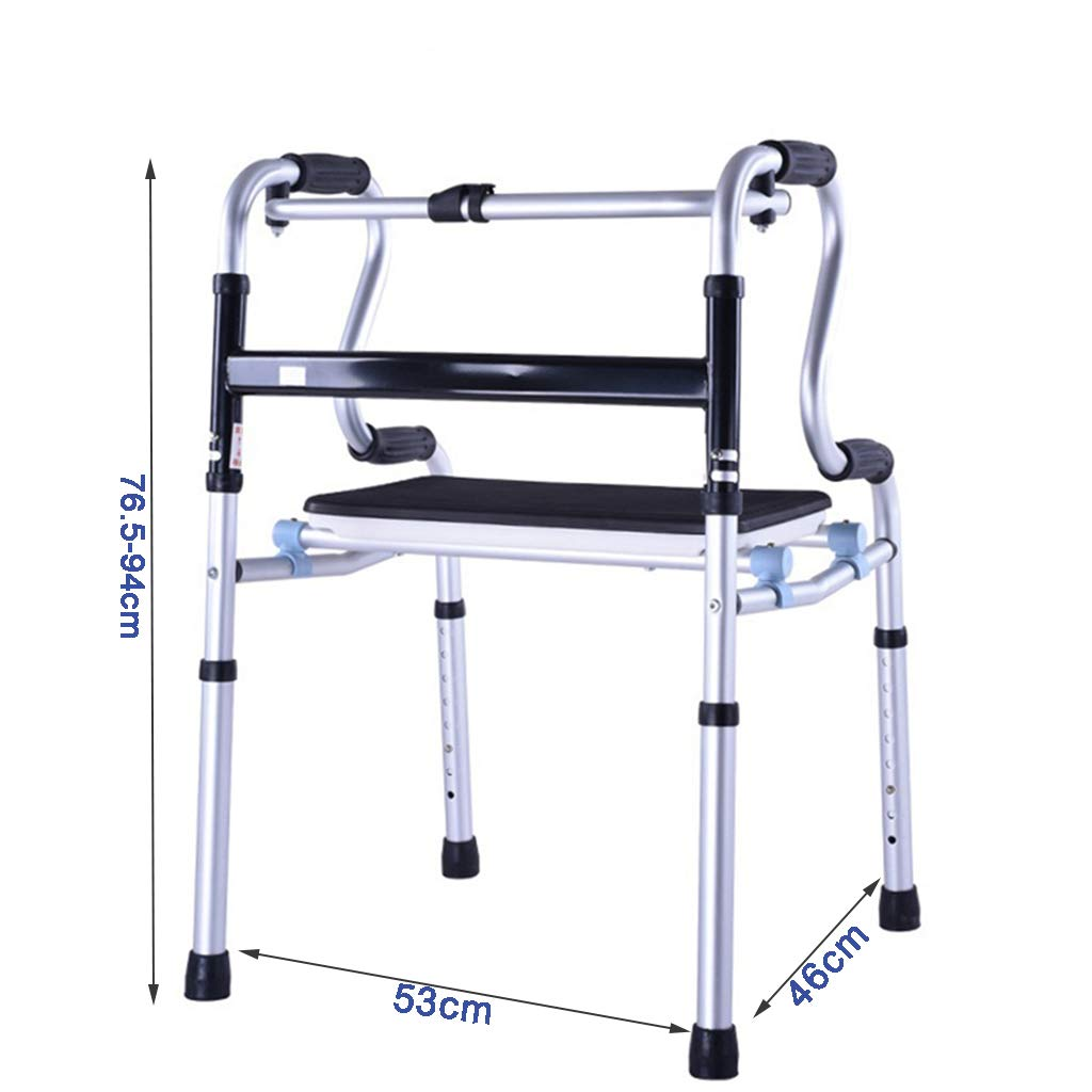B-fengliu Andador for discapacitados Andar for Caminar Silla de ...