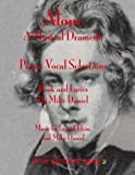 Alone: a Musical Dramedy - Piano-Vocal Selections, Mike Daniel and Leinad Ekim, 061577055X